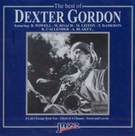 Cd And Gordon The Best Of the best of gordon cd 2010 jazz forever oldies