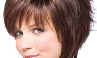 hairdos for faces and hair cute short hairstyles for round faces and thin hair
