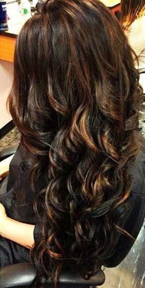 hairstyles for dark brown long hair 25 long dark brown hairstyles hairstyles haircuts