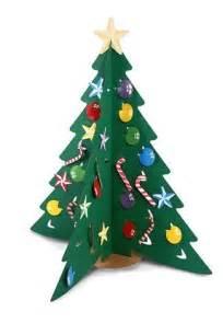 como adornar un arbol de navidad de papel una buena idea 225 rbol de navidad de cart 243 n