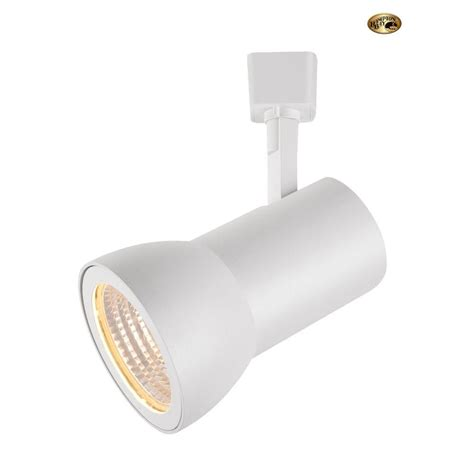 Dimmable Led Track Lighting by Hton Bay White Led Dimmable Large Cylinder Track