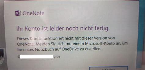 Support De 6196 by Onenote 2016 Mit Der Office 365 Nutzen Microsoft Community