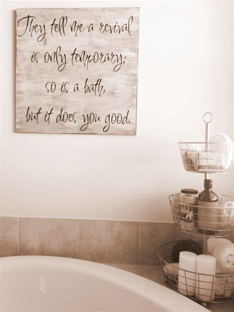 bathroom pictures to hang on wall 25 best bathroom wall quotes on pinterest bathroom wall