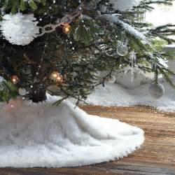 diy faux fur christmas tree skirt decorating delirium