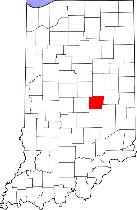 Hancock County Records National Register Of Historic Places Listings In Hancock County Indiana