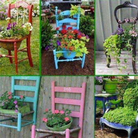 idee per decorare il giardino riciclo creativo 9 idee per decorare il giardino