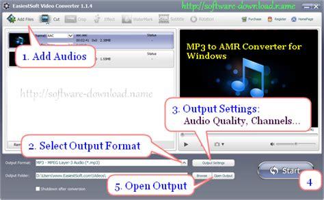 format audio amr windows 10 64bit phone wav files wav to amr audio