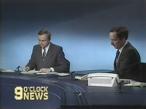 six o clock news with martyn lewis and moira stuart on tv whirl national news
