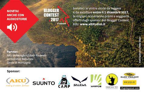 blogger competition 2017 blogger contest 2017 prealpi
