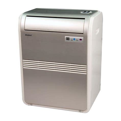 Haier 8,000 BTU 250 sq. ft. Cool Only Portable Air Conditioner with 70 Pint/Day Dehumidification
