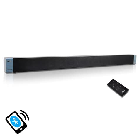 pylehome psbv250bt home and office soundbars home