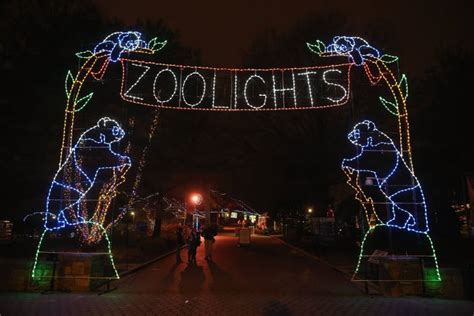 Dates For National Zoo S Zoolights Display Announced Wtop Zoo Lights Wa