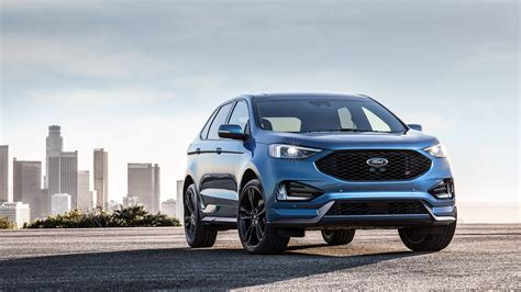 2019 Ford Edge by 2019 Ford Edge St Wallpapers Hd Images Wsupercars