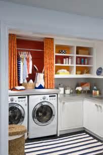 Laundry Room Curtain Ideas Ideas 51 Wonderfully Clever Laundry Room Design Ideas