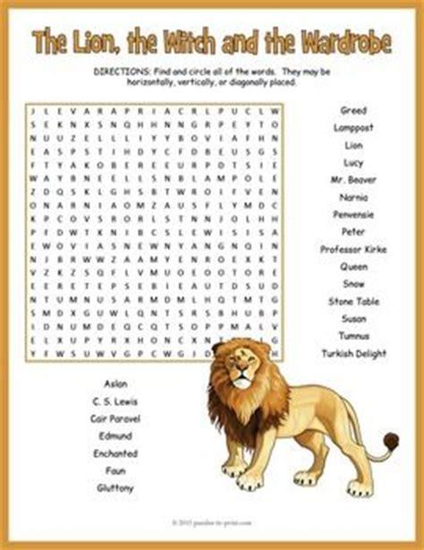 film lion crossword narnia lion crossword puzzle