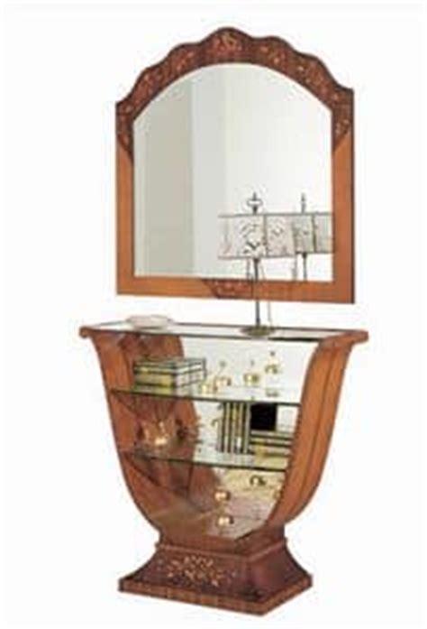 Esszimmer Dekorieren 3330 by Klassische Intarsien Konsole Und Spiegel Idfdesign