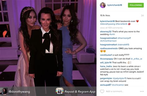 why second wedding for brooke brinson did kyle and kim richards attend their niece nicky hilton