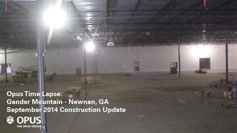 Tag Office Newnan Ga by Opus Time Lapse Gander Mountain Newnan Ga Completion