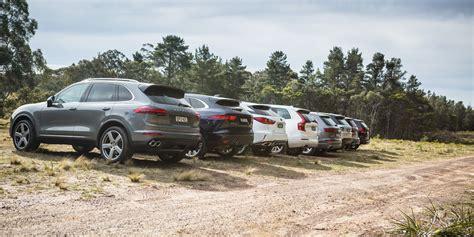 luxury suv comparison audi   bmw   jaguar  pace  lexus rx  mercedes benz gle