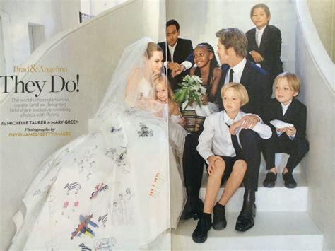 Wedding Album Pitt by Shiloh Pitt Circus Of The