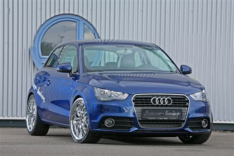 Audi A1 Performance Figures by Senner Tuning Audi A1 Looks Car Tuning