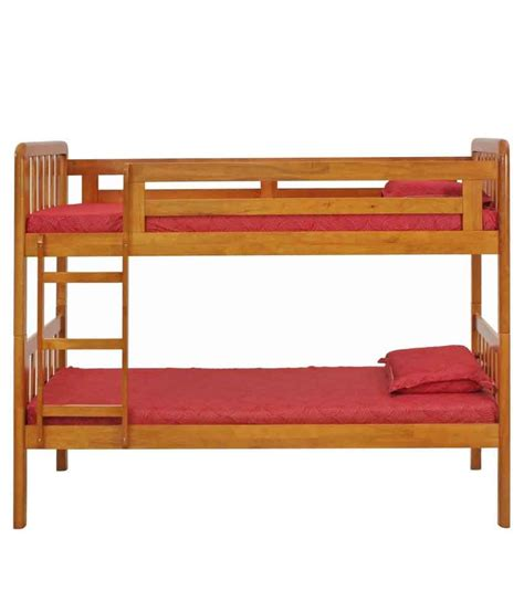 Bunkers Bunk Bed Royal Oak Scout Bunker Bed Buy At Best Price In India On Snapdeal