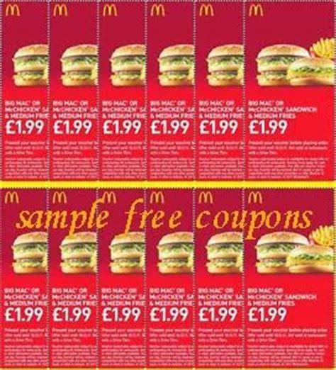 printable kfc vouchers uk printable coupons mcdonalds coupons printable coupons