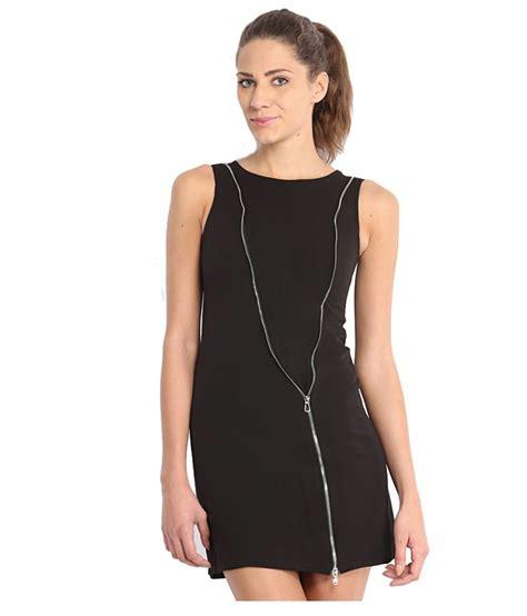 Tokyo Dress by Tokyo Talkies Black Viscose Dresses Buy Tokyo Talkies
