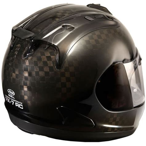 Arai Rx7 Rc Racing Carbon the luxuriest moment arai rx7 rc is a carbon helmet based