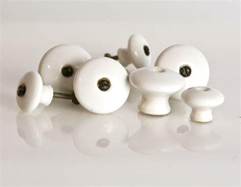 Antique Porcelain Knobs by Antique Porcelain Knobs Remodelista