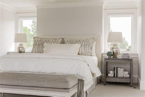 beige bedrooms grey nightstand bedroom contemporary with bedroom bench