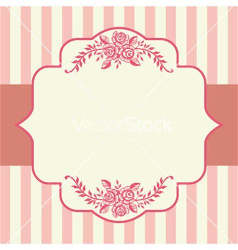 Frame Photo Meja Cantik Bunga Pink vintage roses pink frame vector by elakwasniewski image 488464 tags pdf