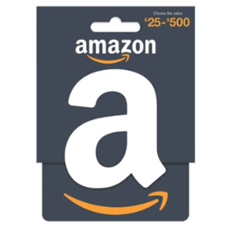 Amazon Gift Card Value - name for prepaid cards that have x to y dollar value