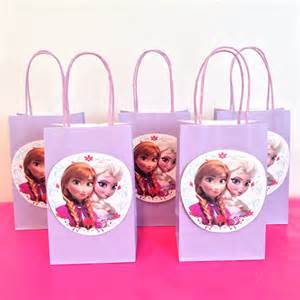 Frozen Favor Bags by Disney Frozen Favor Bags