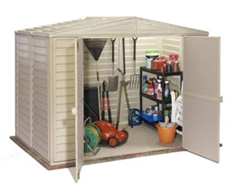 8 X 6 Plastic Garden Shed by Independent Reviews Of The Best Plastic Garden Sheds