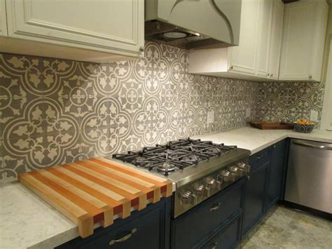 backsplash ideas porcelain or ceramic tile hat