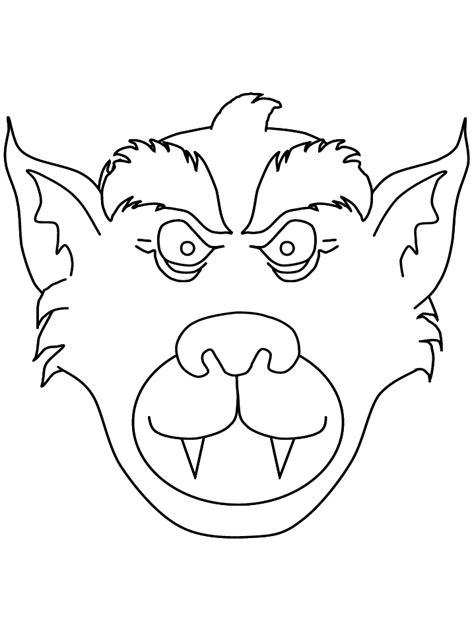 halloween coloring pages werewolf halloween coloring pages coloring pages to print