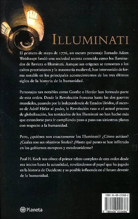 libri su illuminati libro illuminati