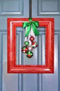 22 beautiful and easy diy christmas wreath ideas