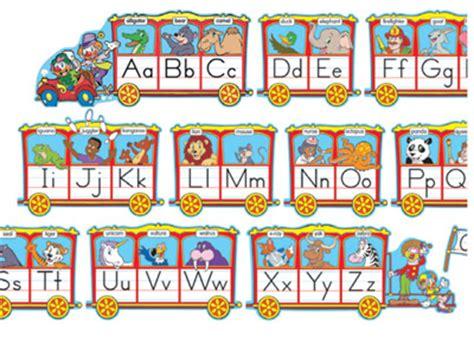 Thomas The Tank Engine Wall Mural alphabet train clipart