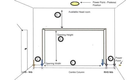 Average Height Of A Garage Door by Door Window Connection