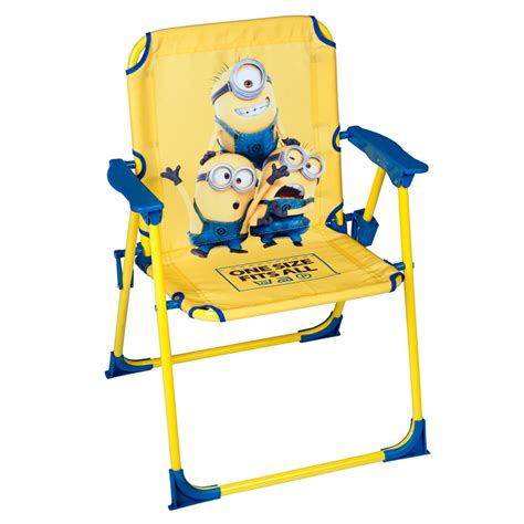 Minion Furniture by B M Gt Despicable Me Minions Patio Chair 297616