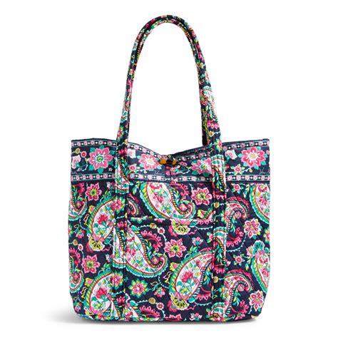 Vera Bradley L by Vera Bradley Factory Exclusive Vera Tote Bag Ebay