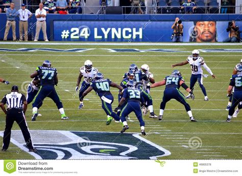 chargers vs seattle 2014 the seattle seahawks vs san diego chargers 2014 editorial
