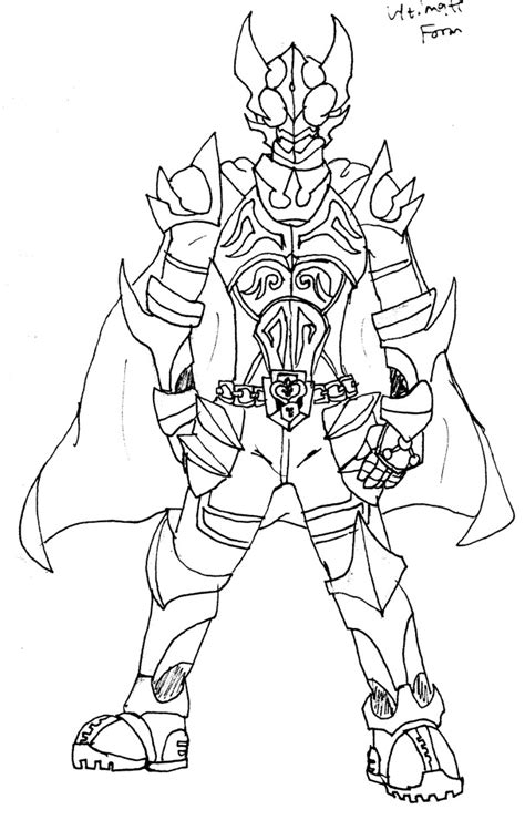 Masked Rider Free Coloring Pages Coloring Pages Kamen