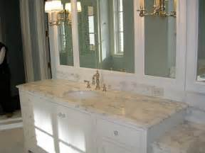White Bathroom Vanity With Marble Top by Best Color For Granite Countertops And White Bathroom