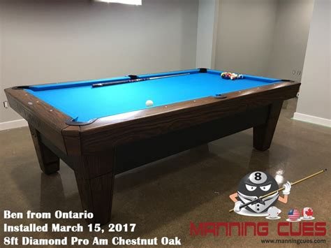 pro am pool table pro am pool table