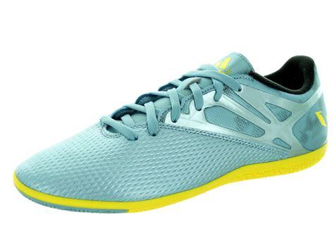 adidas 039 s messi 15 3 in indoor soccer shoe ebay