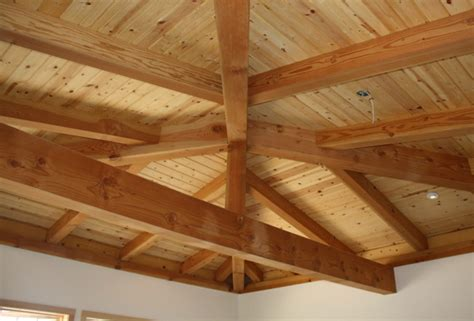 Timber Frame Hip Roof Kensington Sip And Timber Home Pacific Post Beam