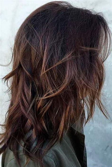 same length hair 18 chic medium length layered hair medium length layered
